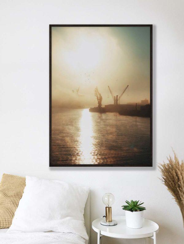 tombaenre-wandbild-wohndeko-kunstdruck-hamburg-bilder-poster-alu-verbund-hafenkraene-hafen-8