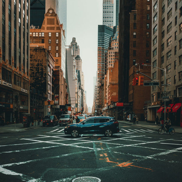 New York City - Blick ins Herzen Manhattans