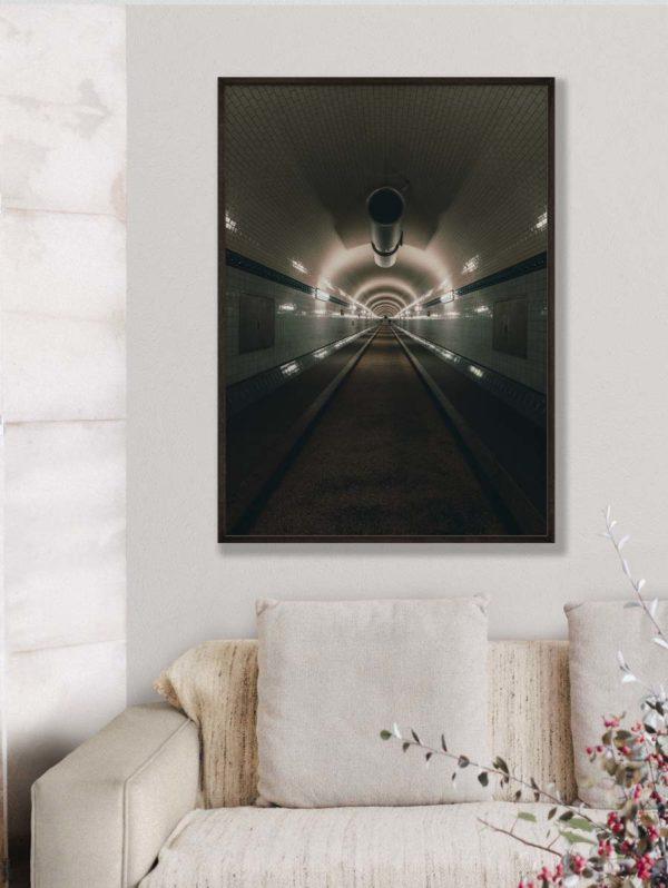 tombaenre-wandbild-wohndeko-kunstdruck-hamburg-bilder-poster-alu-verbund-alter-elbtunnel-4