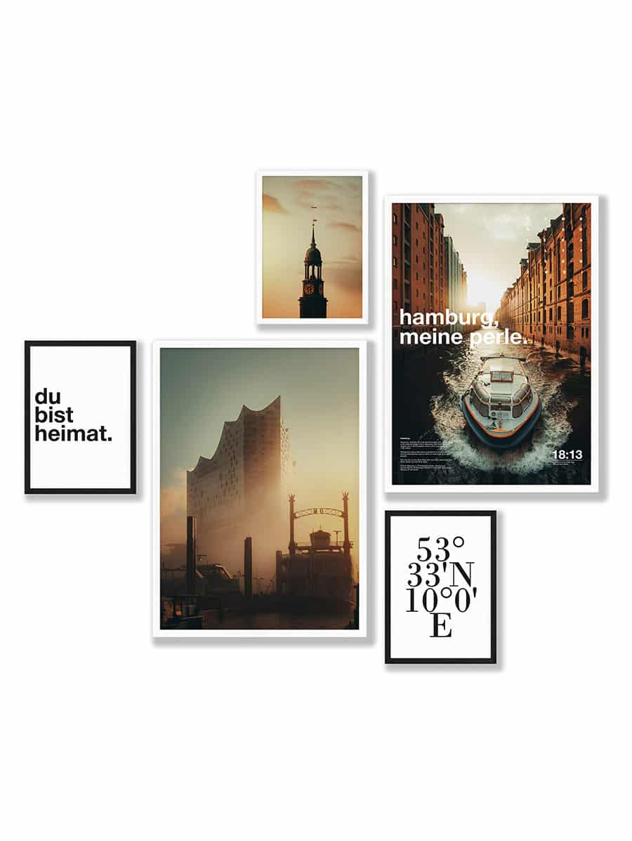 premium-poster-set-hamburg-wandbild-wohndeko-mockup-1