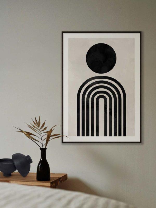 tombaennre-abstrakt-poster-serie-1
