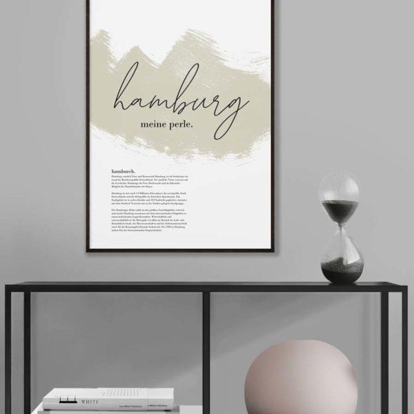 hamburg-meine-perle-handwritting-poster-print-digital-tombaenre-5