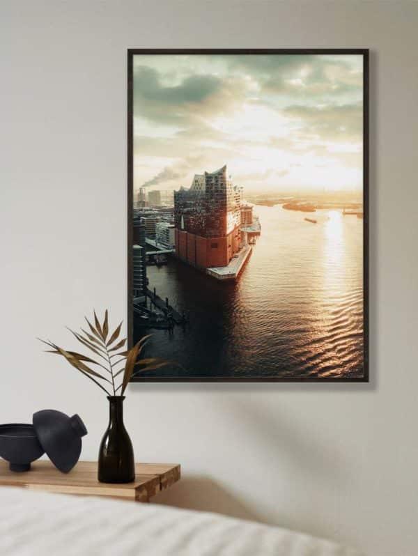 tombaenre-wandbild-wohndeko-kunstdruck-hamburg-bilder-poster-alu-verbund-elphilharmonie-luft5