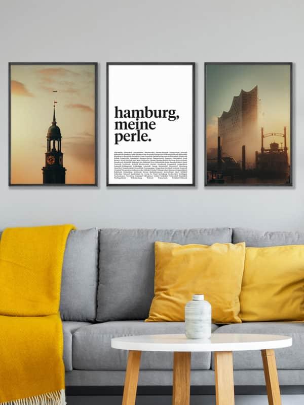 tombaenre-wandbild-wohndeko-kunstdruck-hamburg-bilder-poster-alu-verbund-set-michel-elphie-schrift-2