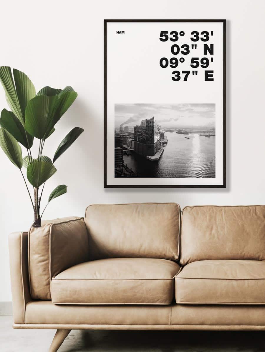 tombaenre-wandbild-wohndeko-kunstdruck-hamburg-bilder-poster-alu-verbund-typo-elbphilharmonie