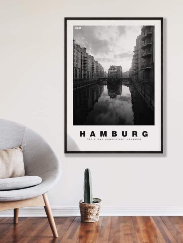 tombaenre-wandbild-wohndeko-kunstdruck-hamburg-bilder-poster-alu-verbund-typo-wasserschloss