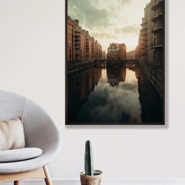 tombaenre-wandbild-wohndeko-kunstdruck-hamburg-bilder-poster-alu-verbund-wasserschloss-reflektion2