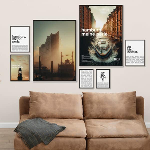 Premium Poster Sets